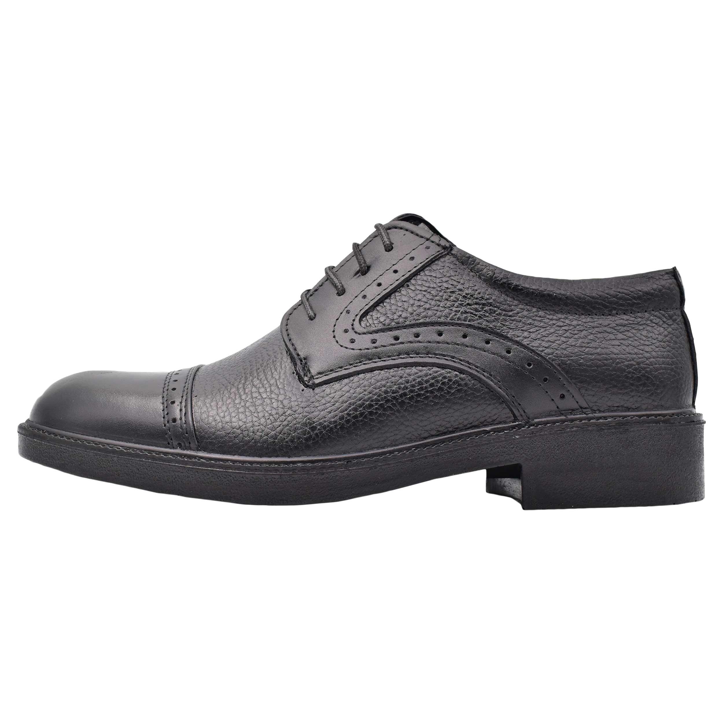 کفش مردانه مدل درخشان کد 7615