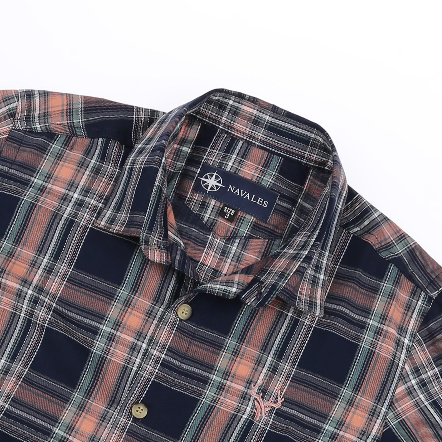 پیراهن پسرانه ناوالس کد G-20119-NV main 1 4