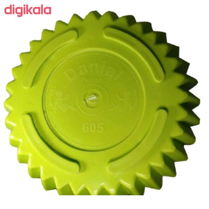 گلدان دانیال پلاستیک مدل 604A main 1 3