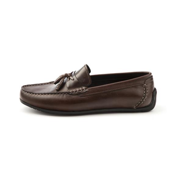 کفش روزمره مردانه چرم آرا مدل sh051 کد gh