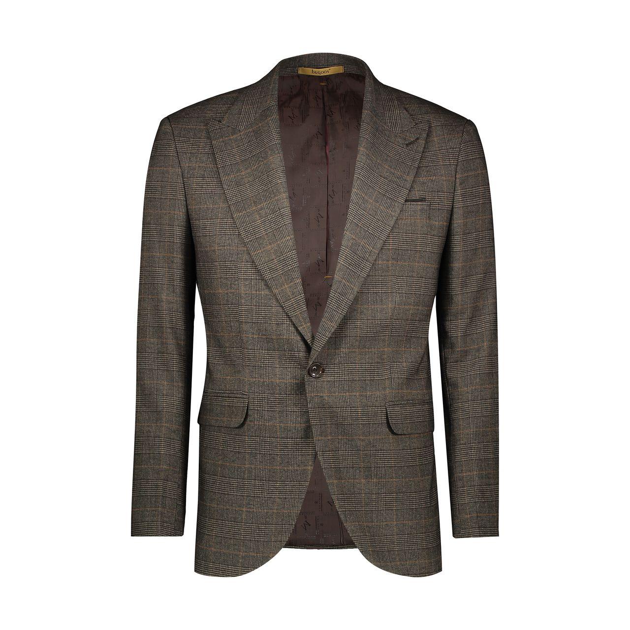 کت تک مردانه بوگوس مدل 91048-6