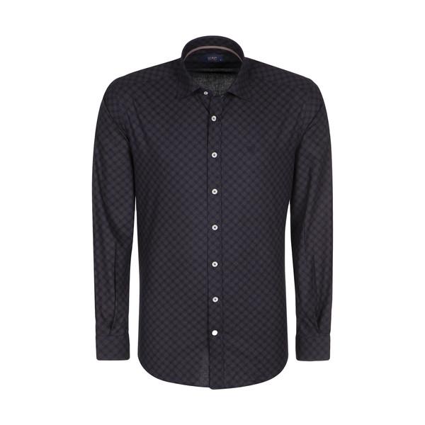 پیراهن آستین بلند مردانه ال سی من مدل 02181061-240