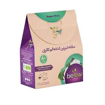 ساشه شیرین کننده کم کالری بیلو بسته 80 عددی