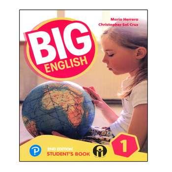 کتاب 1 Big English اثر Mario Herrera And Christopher Sol Cruz انتشارات الوندپویان