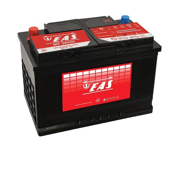 باتری اتمی خودرو ایاس مدل 66 آمپر MF 56650