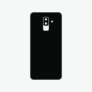 برچسب پوششی مدل 1004 مناسب برای گوشی موبایل سامسونگ Galaxy A6 Plus 2018