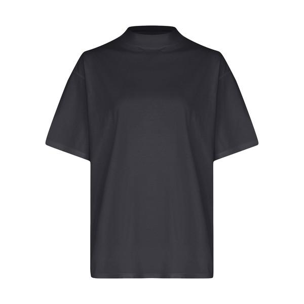 تی شرت آستین کوتاه زنانه گری مدل H44