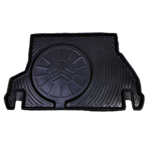 کفپوش سه بعدی صندوق عقب خودرو مدل STAR مناسب برای پراید صبا