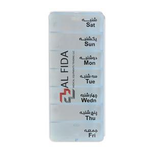 یادآور و نگهدارنده قرص و دارو آل فیدا مدل 14G02