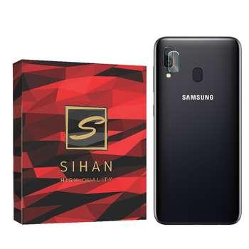 محافظ لنز دوربین سیحان مدل GLP مناسب برای گوشی موبایل سامسونگ Galaxy A30