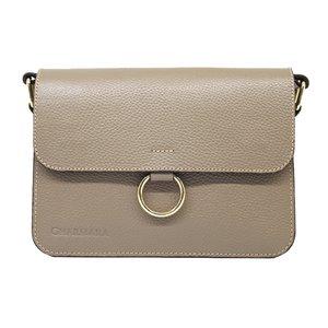 کیف دوشی زنانه چرم آرا مدل d054