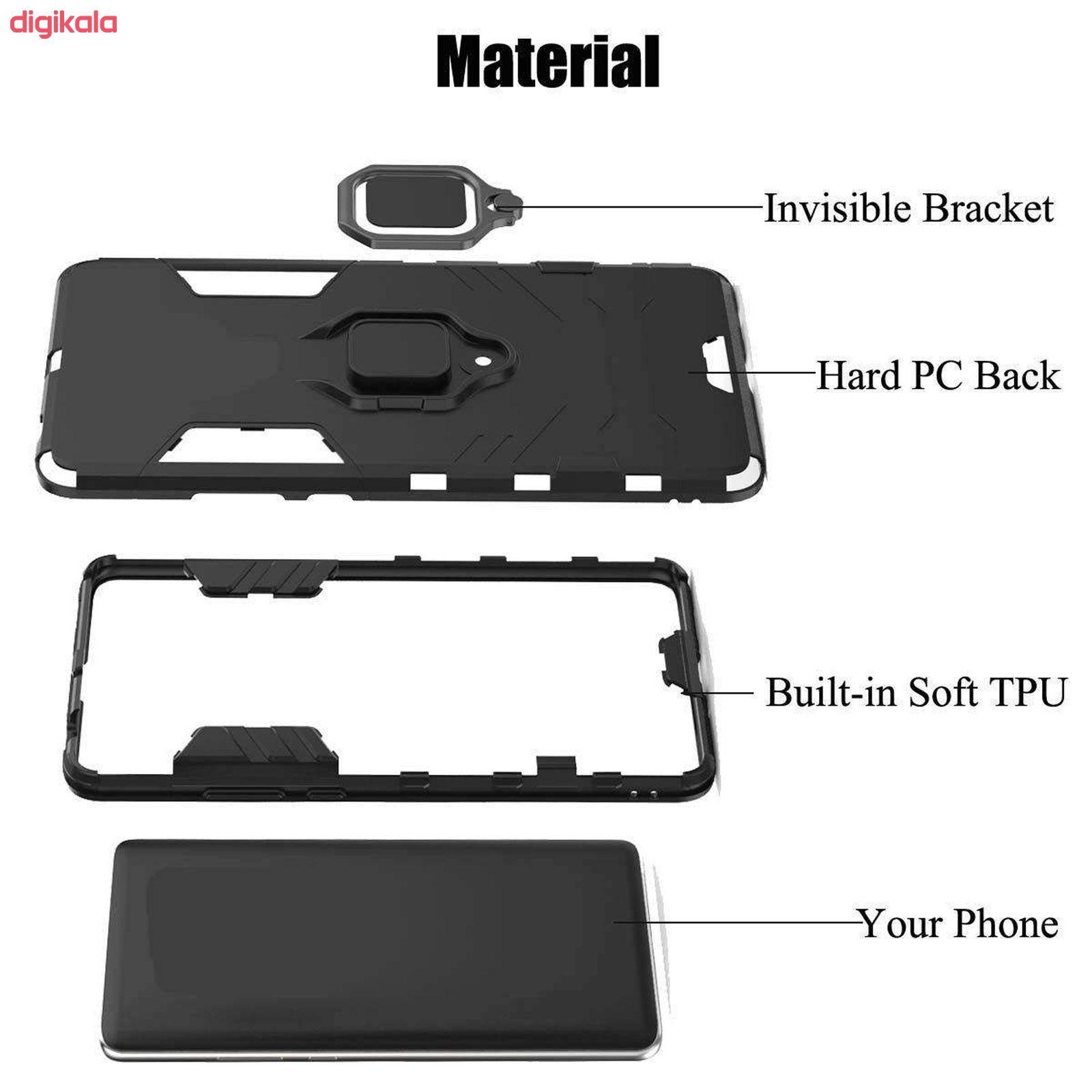 کاور کینگ پاور مدل ASH22 مناسب برای گوشی موبایل سامسونگ Galaxy A12 main 1 6