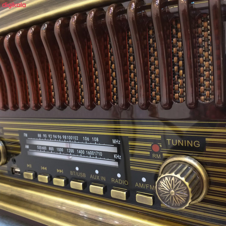 رادیو والتر مدل R-160 main 1 4