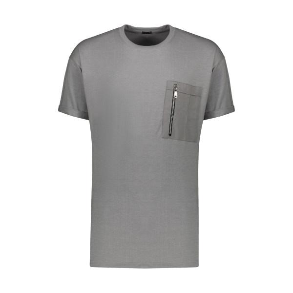 تی شرت مردانه کیکی رایکی مدل MBB2483-040