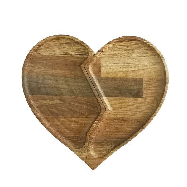 اردوخوری اکسسوریت مدل قلب شکسته