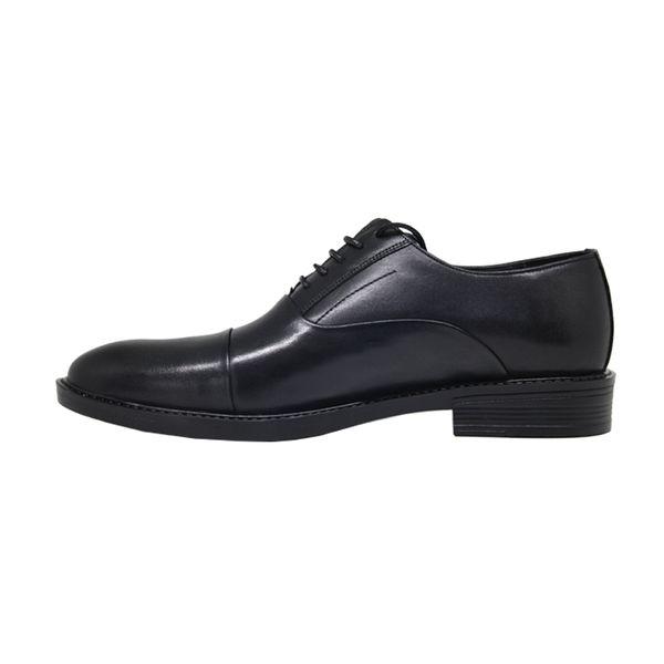 کفش مردانه چرم آرا کد sh001 me