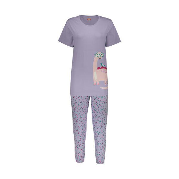 ست تی شرت و شلوار زنانه مادر مدل Dayna403-60