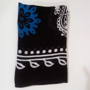 روسری دست دوز زنانه مدل گلونی