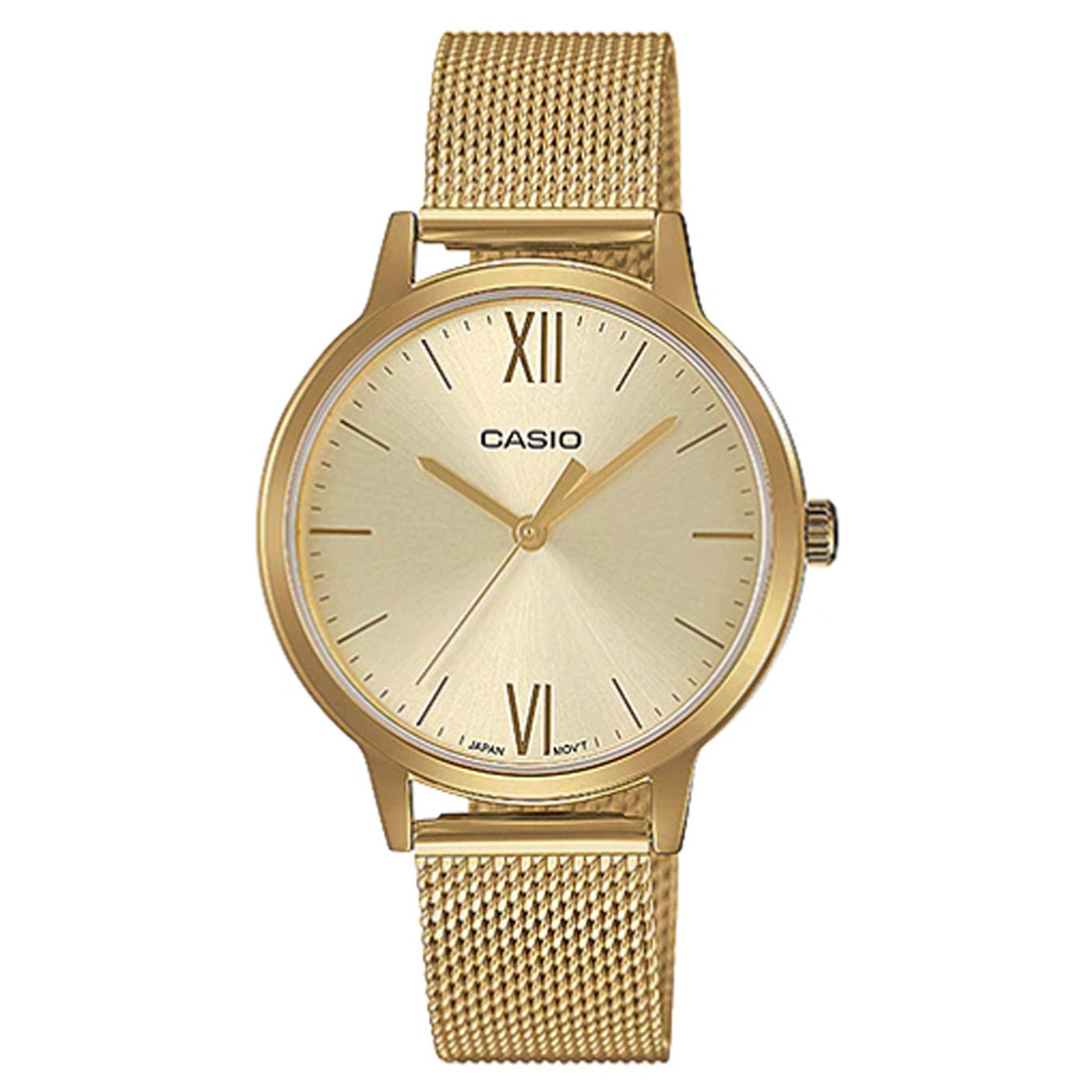 خرید و قیمت                      ساعت مچی  زنانه کاسیو مدل LTP-E157MG-9ADF