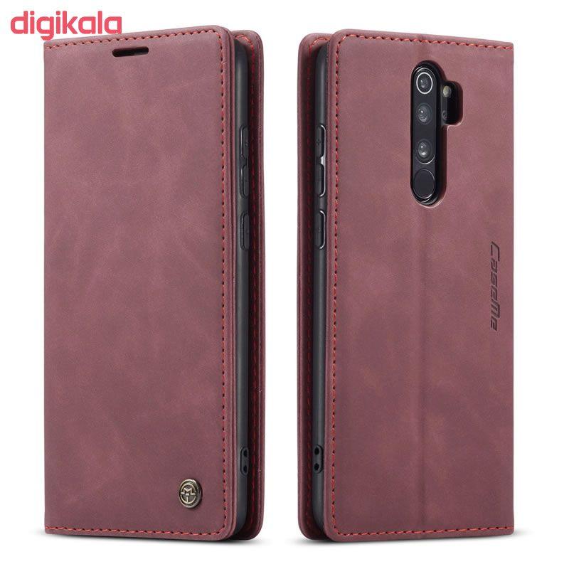 کیف کلاسوری کیس می مدل Vintage-013 مناسب برای گوشی موبایل شیائومی Redmi Note 8 Pro main 1 3