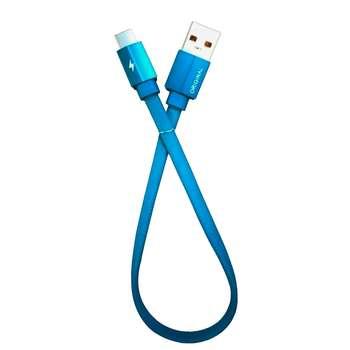 کابل تبدیل USB به USB-C مدل T-111 طول 0.2 متر