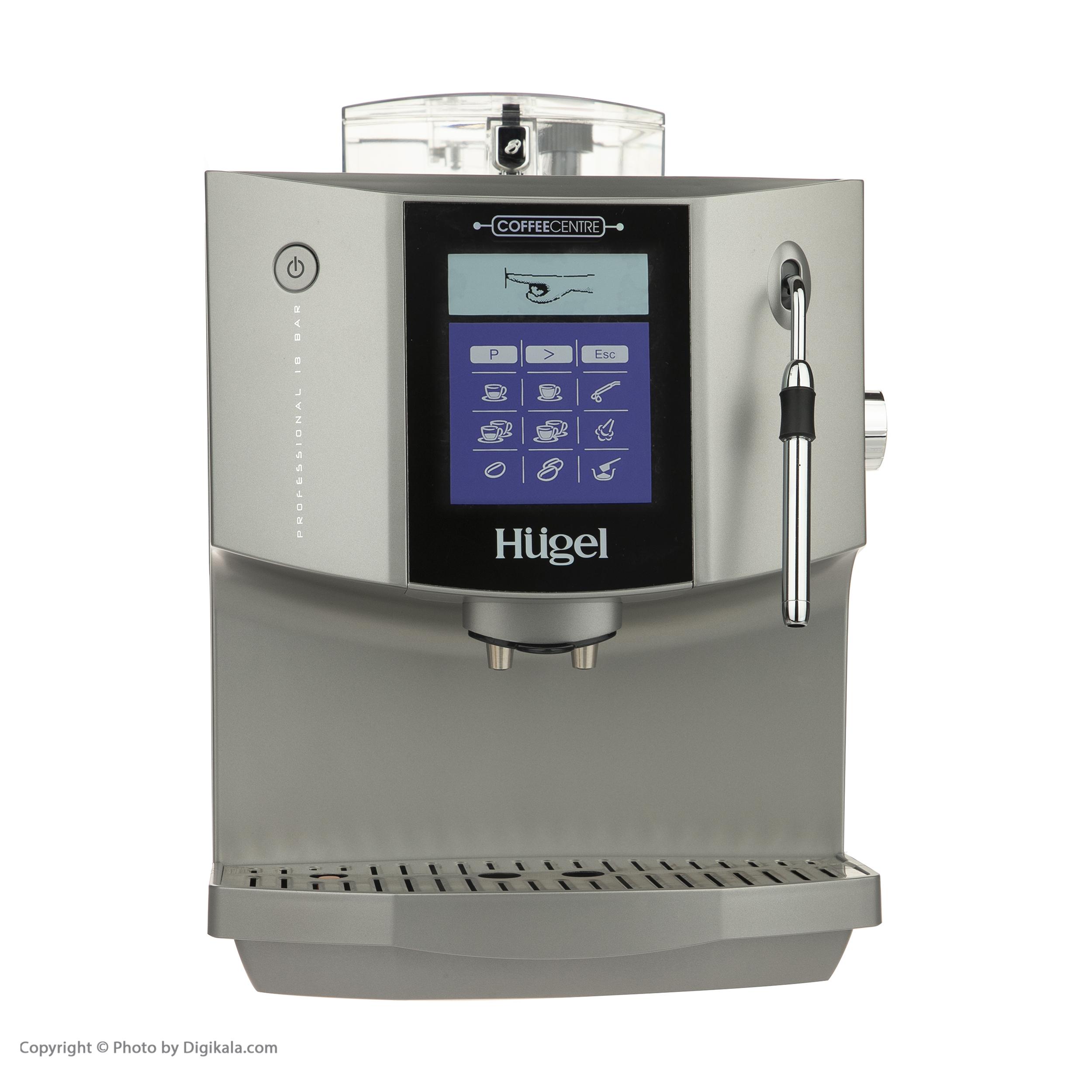 قیمت                      اسپرسو ساز هوگل مدل HG2026