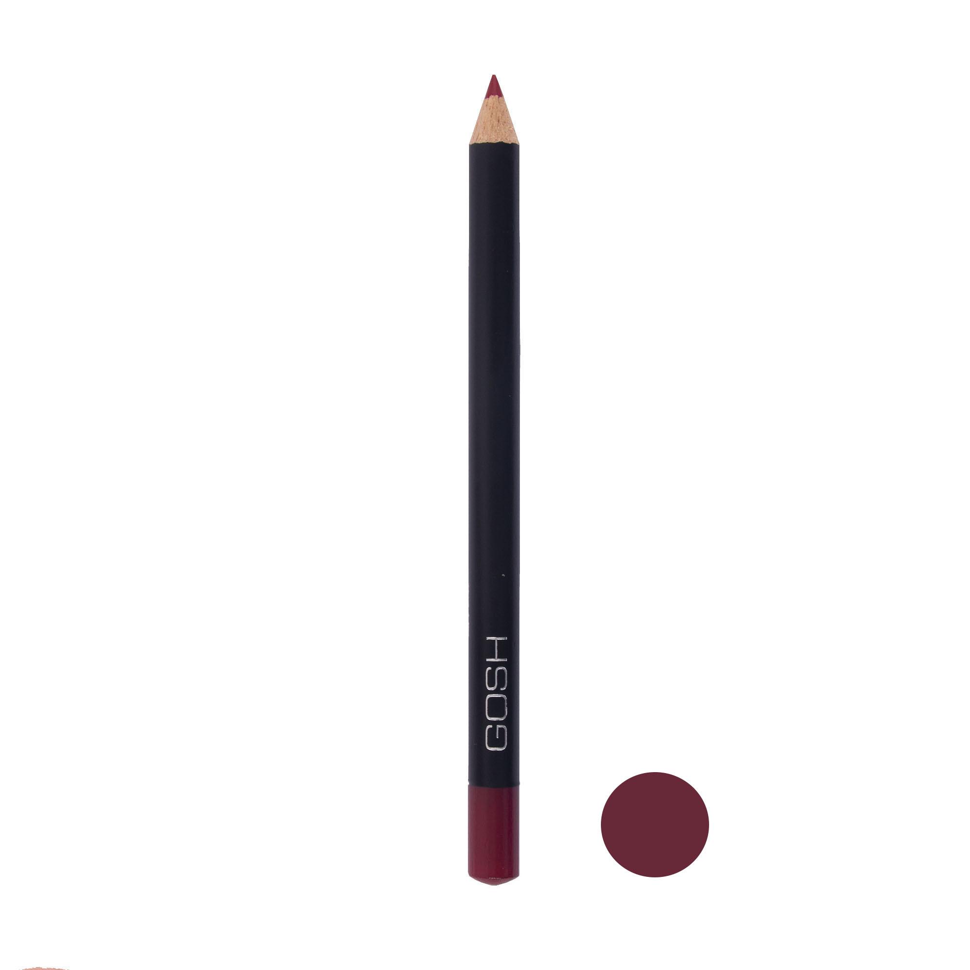 مداد لب گاش مدل ولوت تاچ شماره 232