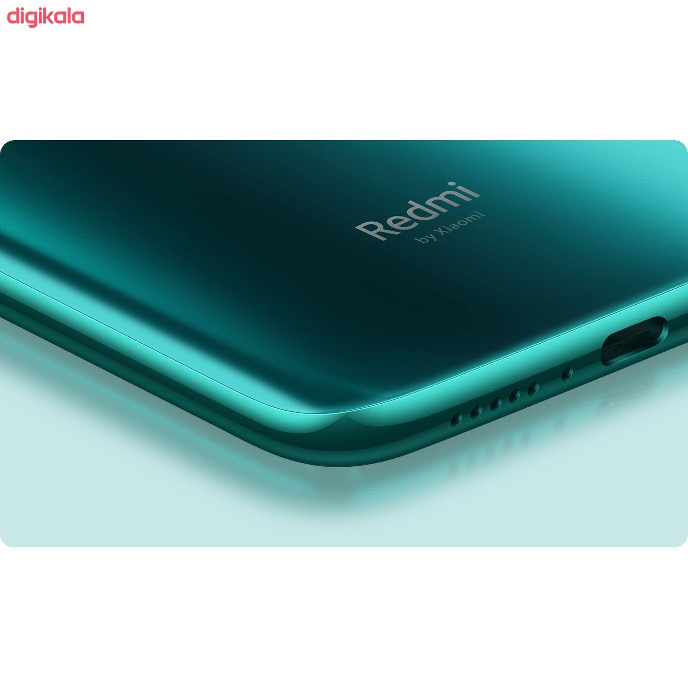 گوشی موبایل شیائومی مدل Redmi Note 8 Pro m1906g7G دو سیم کارت ظرفیت 128 گیگابایت main 1 33