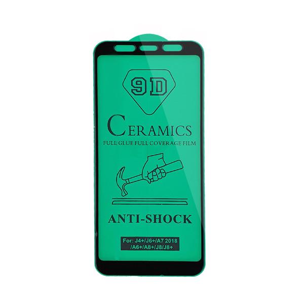 محافظ صفحه نمایش سرامیکی مدل FLCRG01to مناسب برای گوشی موبایل سامسونگ Galaxy A7 2018/A750
