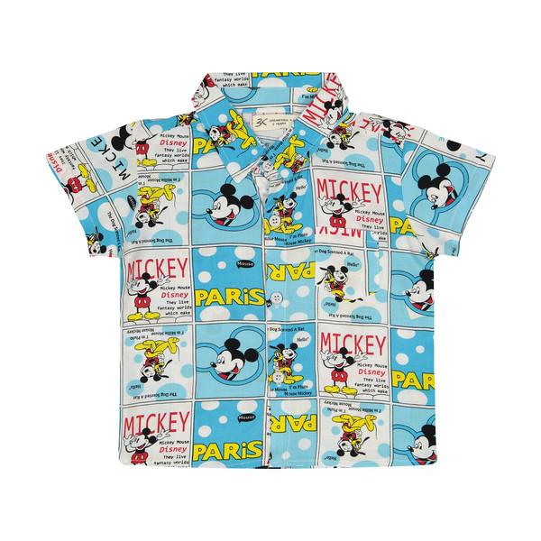 پیراهن پسرانه بی کی مدل 2211257-0150