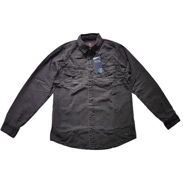 پیراهن آستین بلند مردانه  جی استار را مدل DENIM-12-3