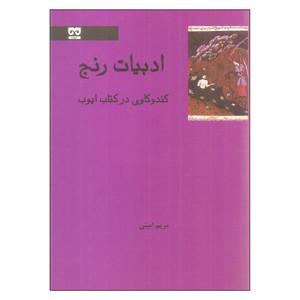 کتاب ادبیات رنج کندوکاوی در کتاب ایوب اثر مریم امینی انتشارات فرهامه