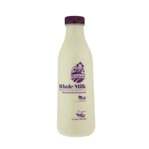 شیر کامل ارگانیک آقای طبیعی - 945 میلی لیتر