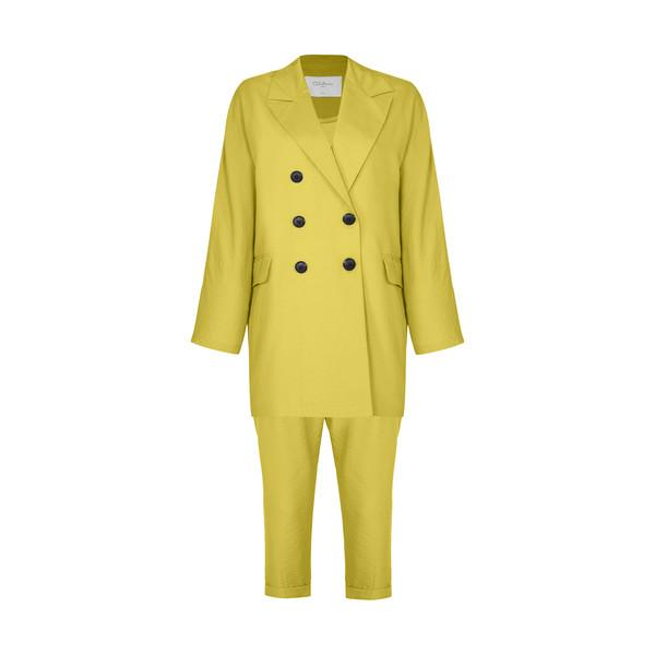 ست کت و شلوار زنانه اکزاترس مدل I017001007250009-007