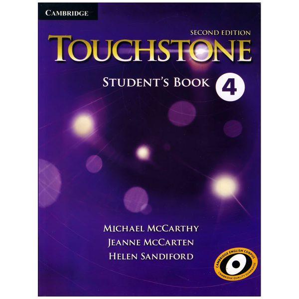 کتاب Touchstone 4 اثر جمعی از نویسندگان انتشارات زبان مهر