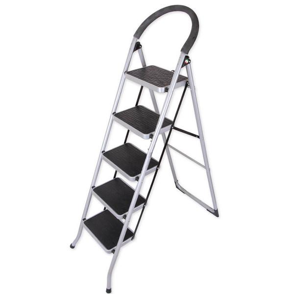 نردبان ایران پایه 5 پله مدل 0005