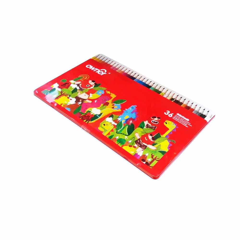 مداد رنگی 36 رنگ اونر مدل 1736 کد 53218
