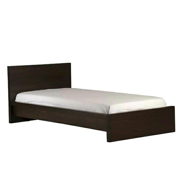 تختخواب یک نفره مدل 301 سایز 90×200 سانتی متر