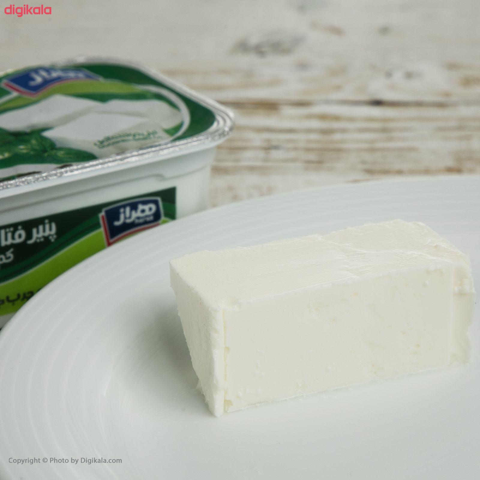 پنیر فتا دوشه کم نمک و کم چرب هراز مقدار 300 گرم main 1 7