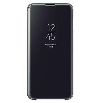 کیف کلاسوری مدل Clear View  مناسب برای گوشی موبایل سامسونگ Galaxy S10