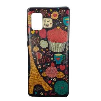کاور مدل paris مناسب برای گوشی موبایل سامسونگ Galaxy A31