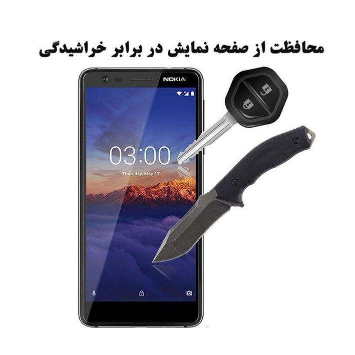 محافظ صفحه نمایش گودزیلا مدل GGCR-01 مناسب برای گوشی موبایل هوآوی Y9 Prime 2019 بسته 3 عددی main 1 2
