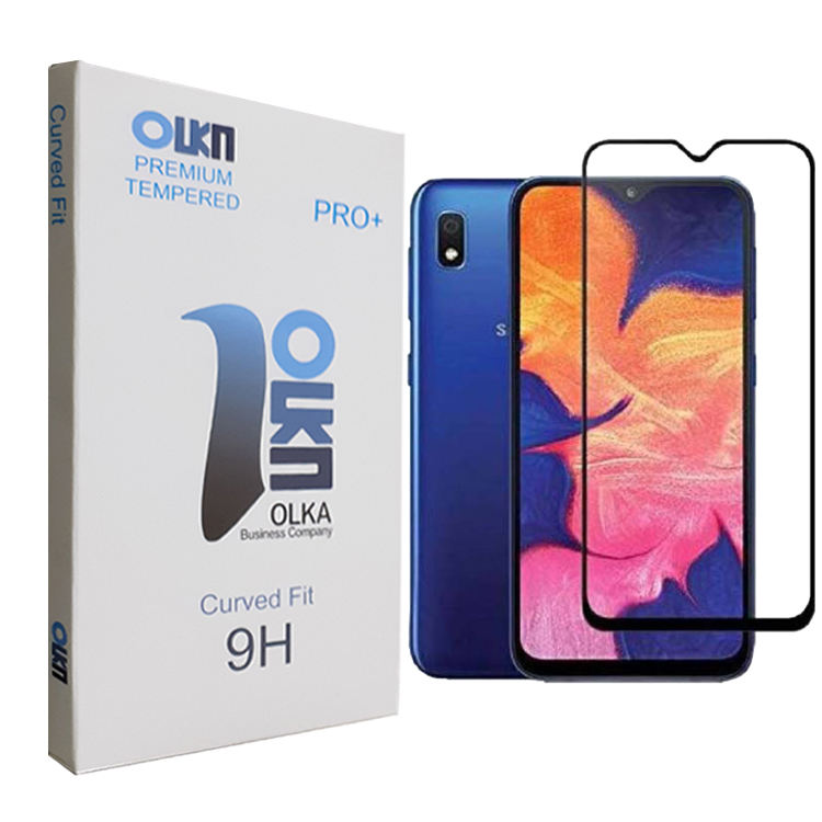 محافظ صفحه نمایش سرامیکی مات الکا مدل +PRO مناسب برای گوشی موبایل سامسونگ Galaxy A31/ a30s