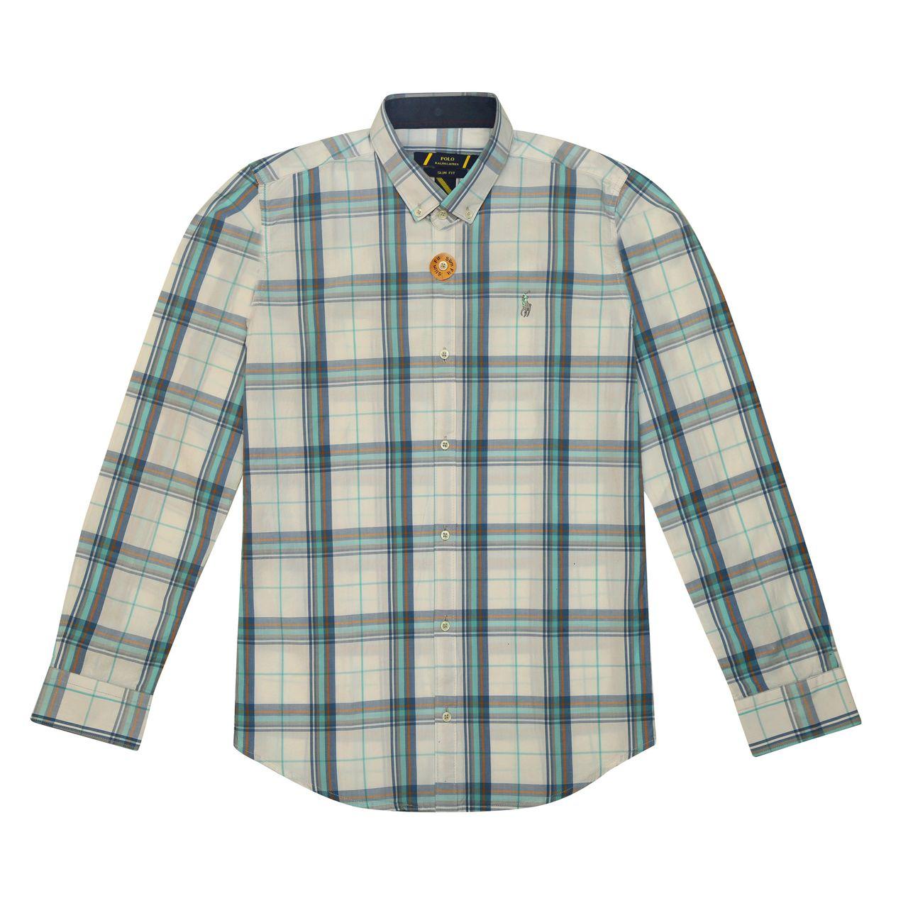 پیراهن آستین بلند مردانه مدل R-3200                     غیر اصل