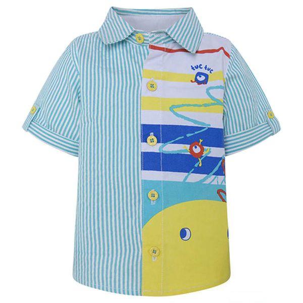 پیراهن پسرانه توک توک مدل 49424
