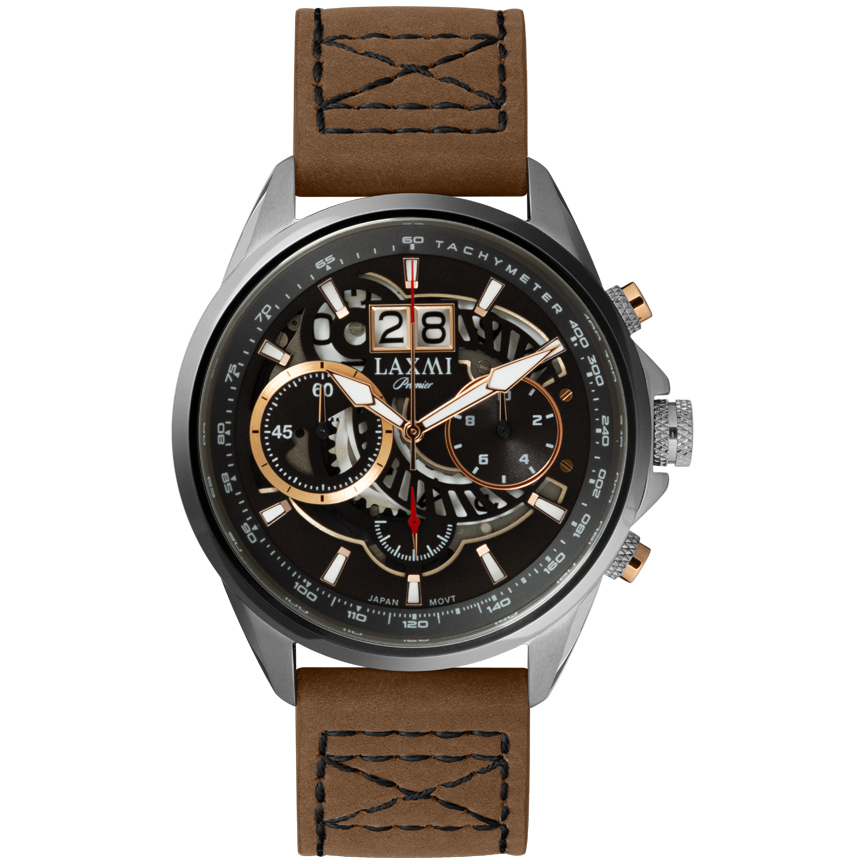ساعت مچی عقربهای مردانه لاکسمی مدل 1-8105