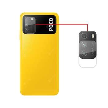 محافظ لنز دوربین کد bt-M3 مناسب برای گوشی موبایل شیائومی Poco M3
