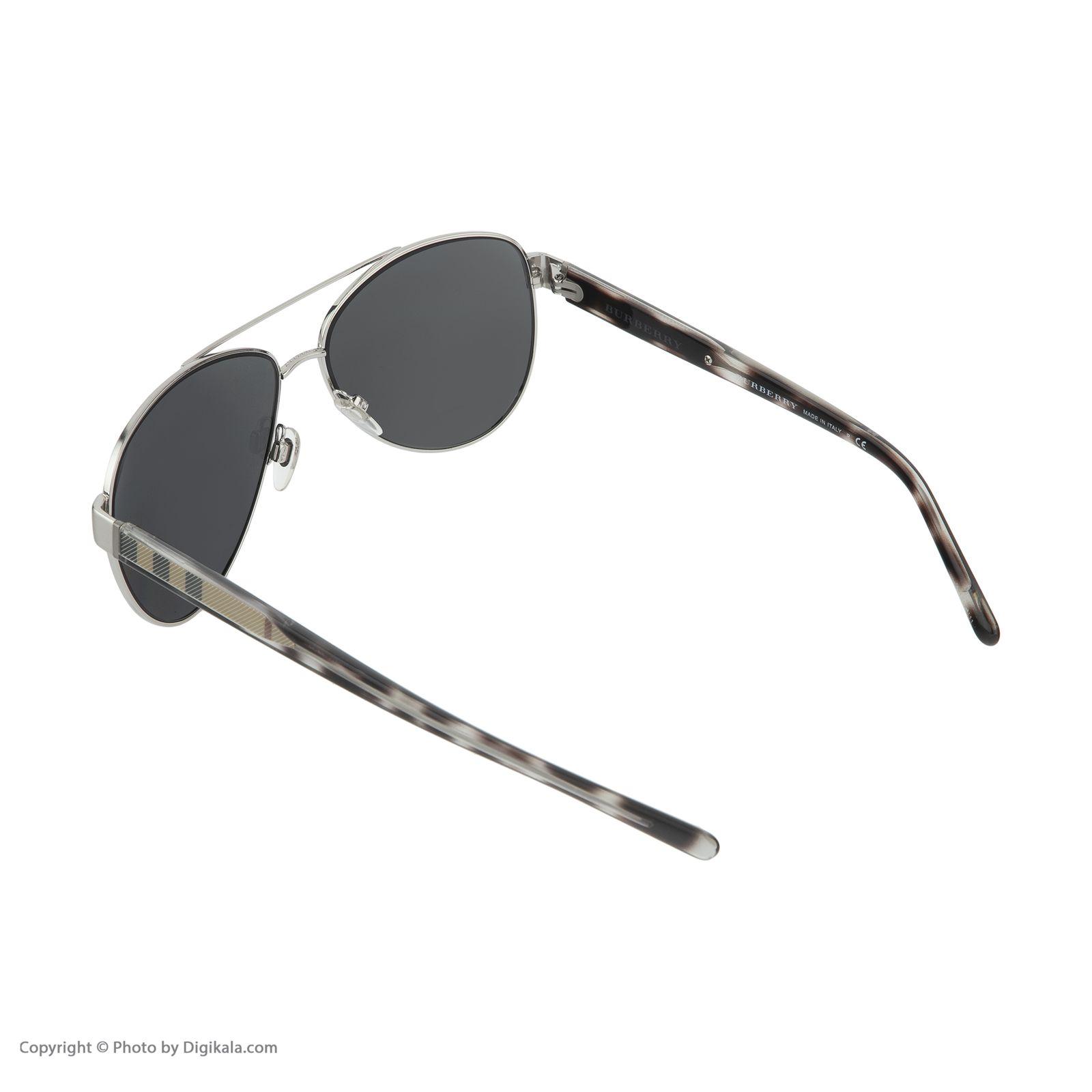 عینک آفتابی زنانه بربری مدل BE 3084S 122987 60 -  - 4