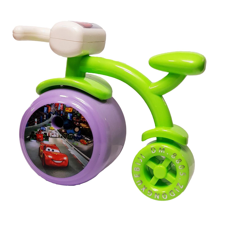 تراش رومیزی طرح دوچرخه کد 8805