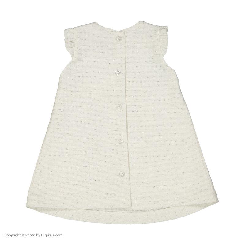 پیراهن نوزادی دخترانه فیورلا کد 2248
